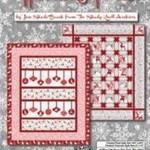 Holidays frost - Patron gratuit sur le site Henry Glass