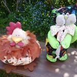 Gertrude et Gromit réalisés par Marie hélène