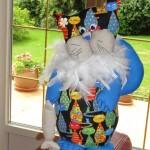chat pour MICHELE réalisé par evelyne