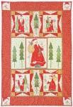 He comes Santa - Red Rooster Patron disponible sur le site de Red Rooster