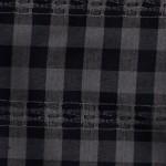 J917 Tissu japonais Matsuda épais (gris-noir)