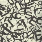 2501-480 Tissu patchwork imprimé
